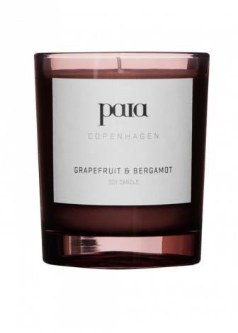 Paia Copenhagen Duftlys Grapefrukt & Bergamotte