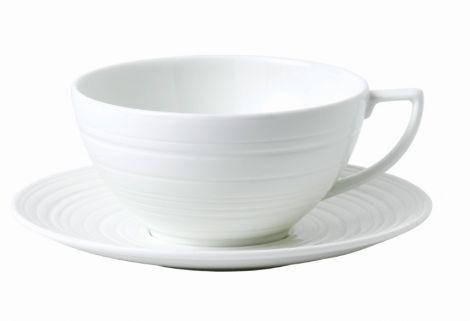 Wedgwood Jasper Conran Strata Tea Cup and Saucer