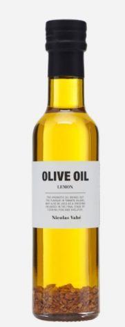 Nicolas Vahé Olivenolje m/ Sitron