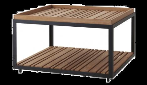 Cane-line Level sofabord stor