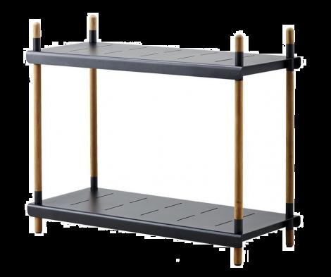 Cane-line Frame hyllesystem høy