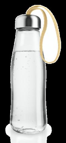 Eva Solo Drikkeflaske glass lemon drop