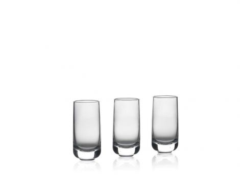 Zone Denmark Rocks Shotglass 5 cl 3 stk