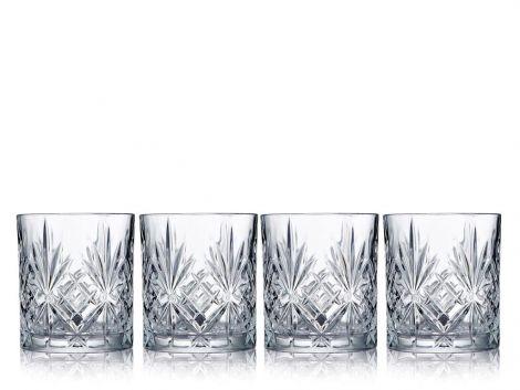 Lyngby glass Shotglass Melodia 4 stk