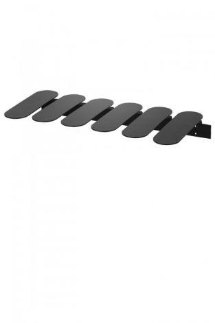 Maze Shoe Shelf Step Large Black