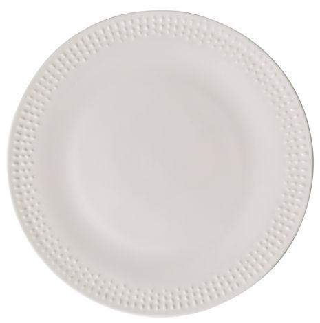 Wik & Walsøe Snø gourmettallerken 31 cm