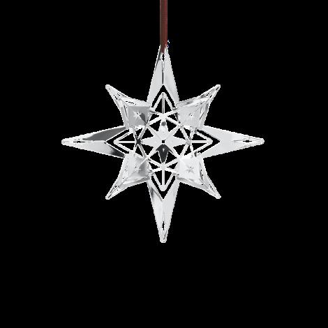 Rosendahl Karen Blixen Star-oppheng Sølvbelagt