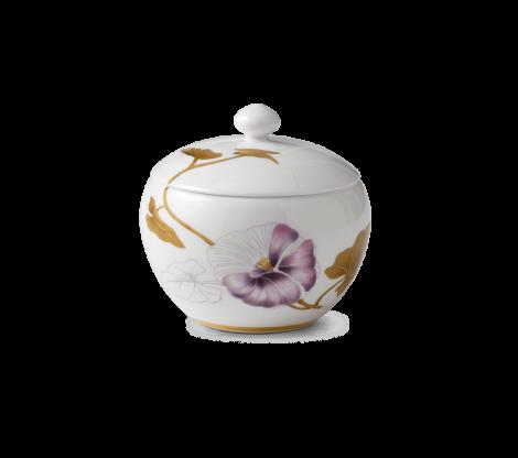 Royal Copenhagen Flora Sugar Bowl Snerle 35 cl
