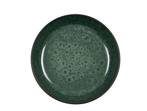 Bitz Suppeskål dia18 cm svart/grønn