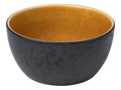 Bitz Skål dia.14 cm svart/amber. Levering mars -21.