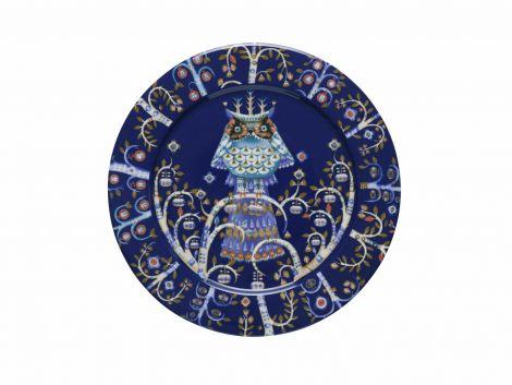 Iittala Taika tallerken blå 27cm