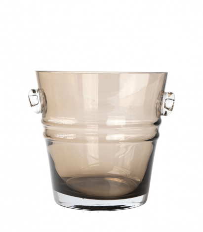 Magnor The Bucket isbøtte / vase Earth Brown 240 mm