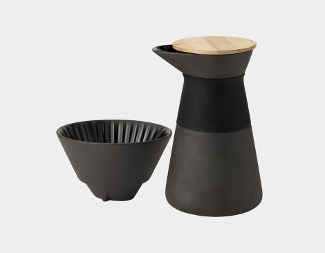 Stelton Theo Slow Brew Coffee Maker. Levering januar 2021.