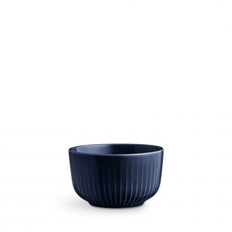 Kähler Hammershøi bolle Ø110 indigo porselen