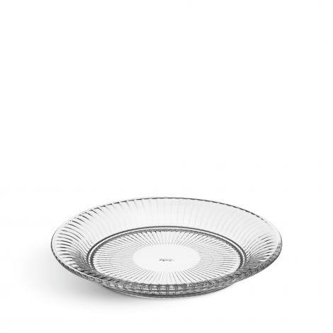 Kähler Hammershøi glassplate Ø17 klar
