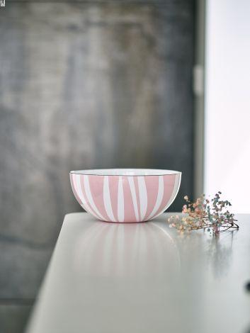 Cathrineholm Stripe Rosa 18 cm