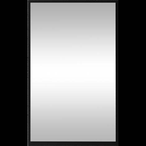 NICHBA Speil Liten Sort