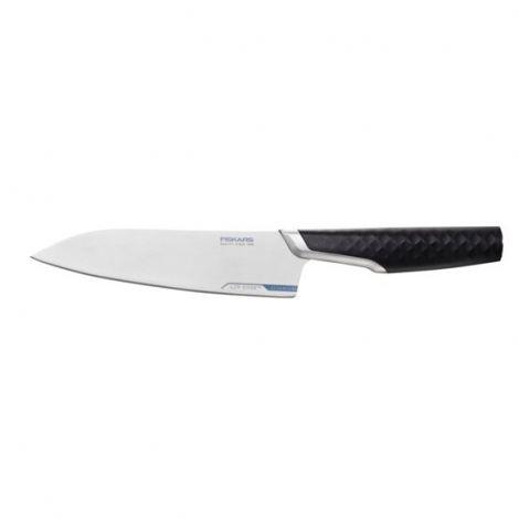 Fiskars Titanium Chef's kniv 16 cm blad