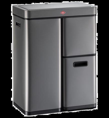 Wesco Tower Collector Avfallsbøtte - 30+15+15 liter