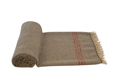 Borås Cotton Sengeteppe Trouville 130x180 Greige