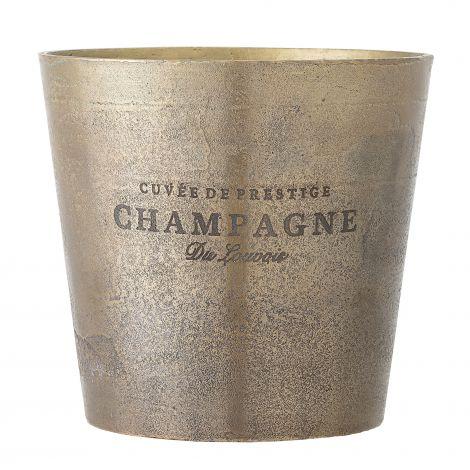 Bloomingville Champagne kjøligere messing