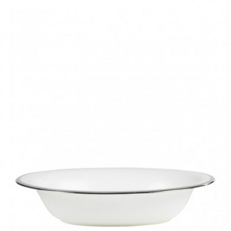 Wedgwood Vera Wang Grosgrain Open Vegetable Dish