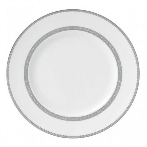 Wedgwood Vera Wang Lace Platinum plate 27cm