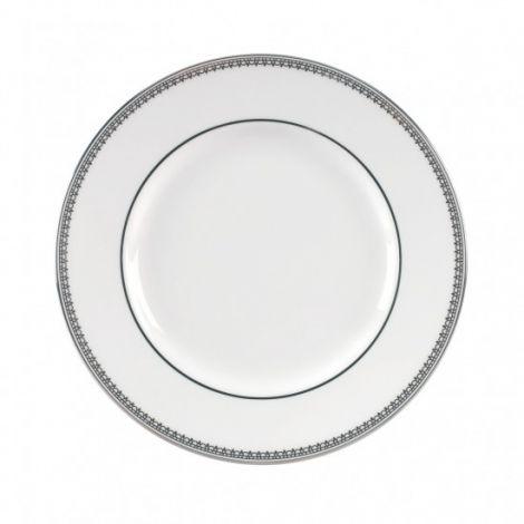 Wedgwood Vera Wang Lace Platinum plate 15cm