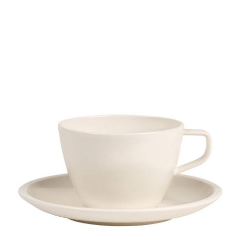 Villeroy & Boch Artesano Original café au lait kopp med tallerken 2 stk