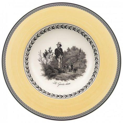 Villeroy & Boch Audun Chasse Dyp Tallerken 24 cm