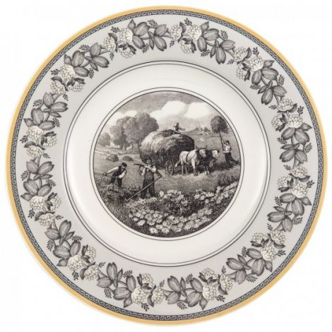 Villeroy & Boch Audun Ferme-tallerkener 27 cm