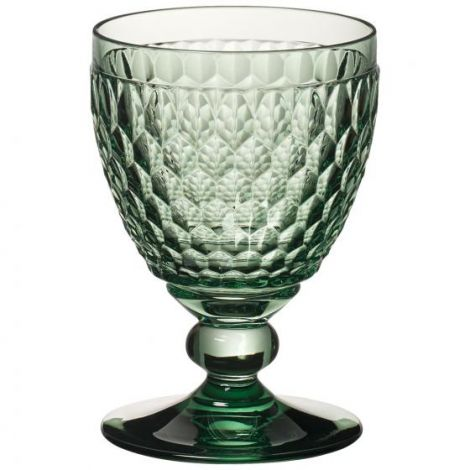 Villeroy & Boch Boston Coloured Rødvinsglass 31 cl Grønn.