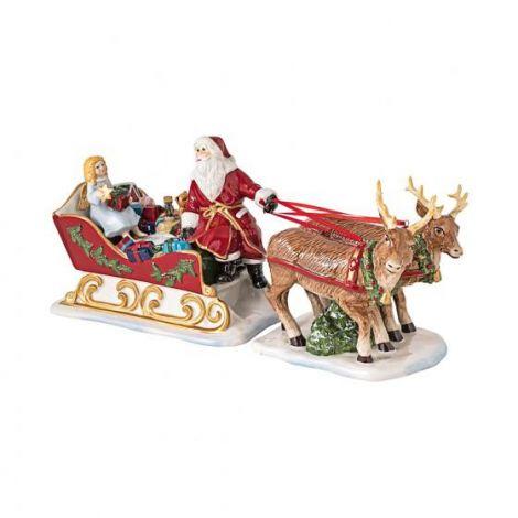 Villeroy & Boch Christmas Toy's Slede