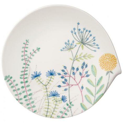 Villeroy & Boch Flow Couture Flat Gourmet Plate