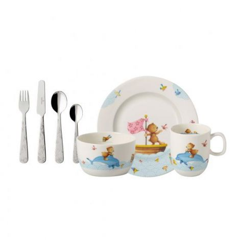 Villeroy & Boch Happy as a Bear Set 7 stk.