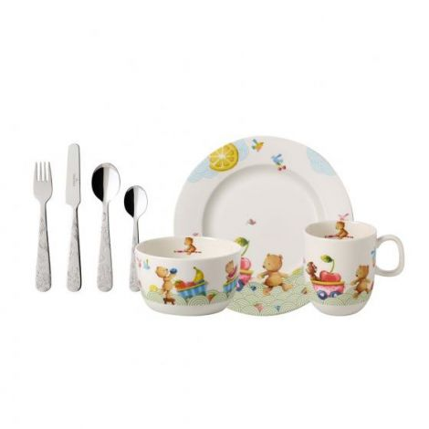 Villeroy & Boch Hungry as a Bear Set 7stk