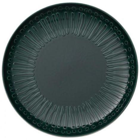 Villeroy & Boch It's My Match Green Plate Blossom 24 cm