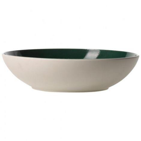 Villeroy & Boch It's My Match Green Serving Bowl Blossom 26 cm