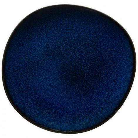 Villeroy & Boch Lava Blue Breakfast Tallerken 23,5x23 cm