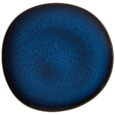 Villeroy & Boch Lava Blue middagstallerken