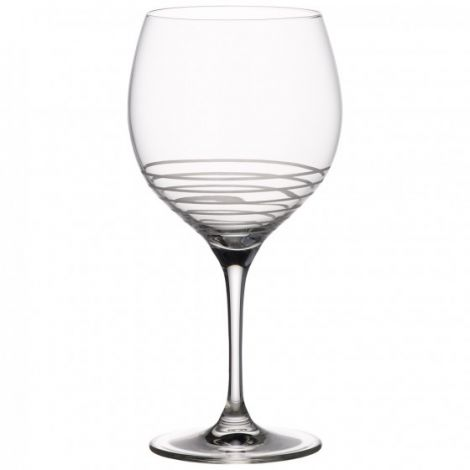 Villeroy & Boch Maxima Spiral Burgundy 79 cl