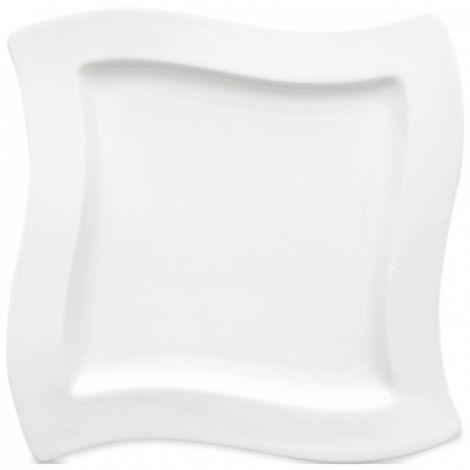 Villeroy & Boch New Wave Salatplate firkantet 24x24cm