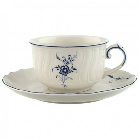 Villeroy & Boch Old Luxembourg Tea Cup 20 cl m / bolle. Levering februar 2021.