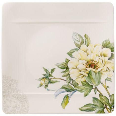 Villeroy & Boch Quinsai Garden Flat plate Motiv E 27x27cm