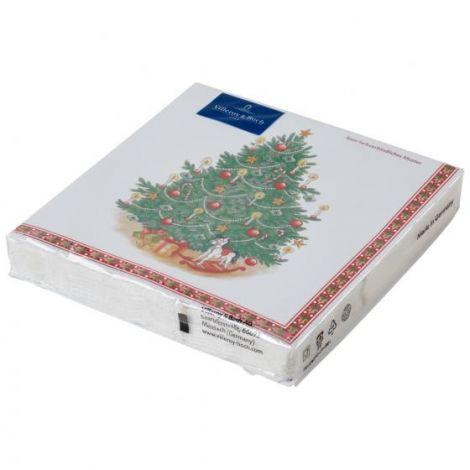 Villeroy & Boch Winter Specials Servietter Juletre 33 x 33 cm