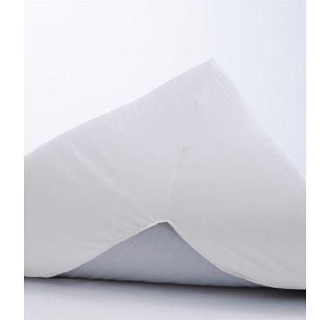 Borås Cotton Superior Konvoluttlaken Hvit 160x200