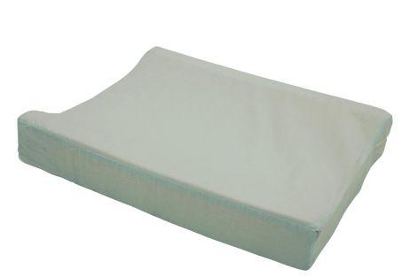 Cozy Stellemadrass Blek Grønn Økologisk Bomull 63x52