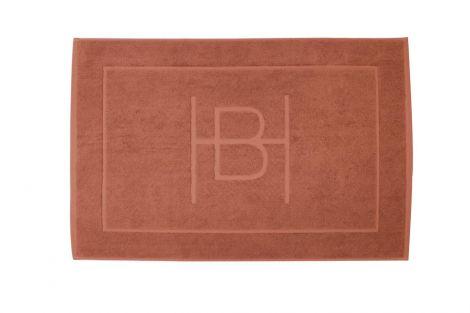 Halvor Bakke Bath Mat 60x90 cm Rusti brown