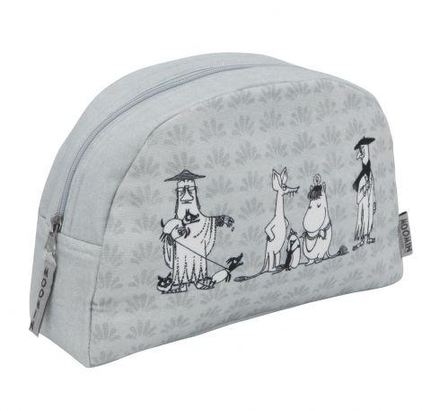 Moomin Toalettveske Grå