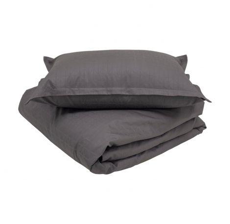 Staalnacke Aniu sengesett 140x220 grå